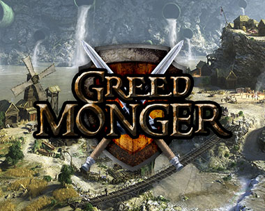 greed monger website