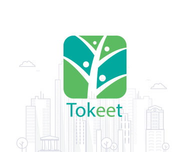 Tokeet website logo