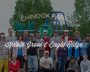 CKE Community Chinook park website