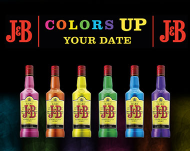 J&B Color Your Date Up photo