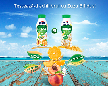 ejump developed Zuzu yoghurt app campaign
