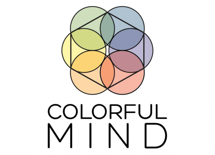 Colorful Mind logo