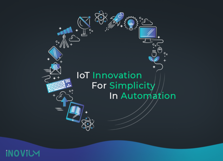 Inovium - IoT innovation for simplicity in automation