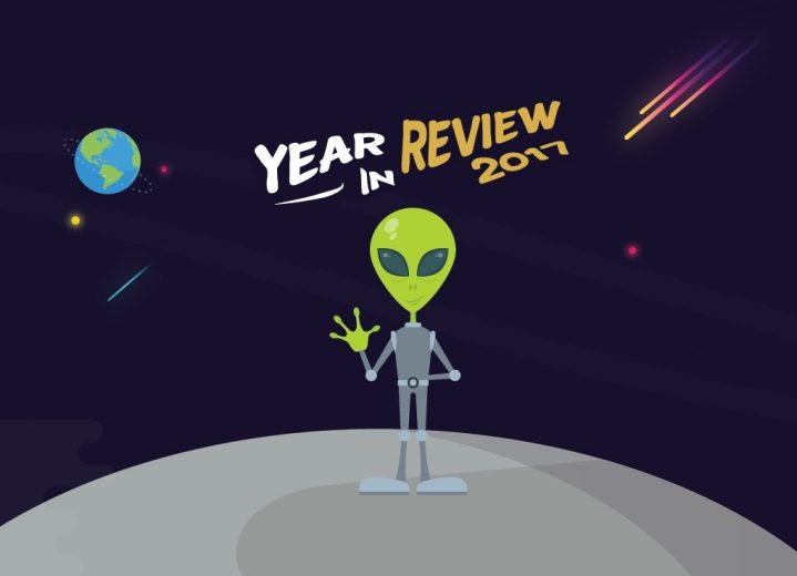 2017 Year in review for ejump media