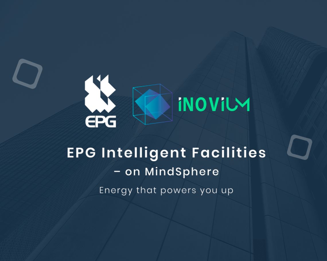 EPG Intelligent Facilities on Mindsphere IoT app