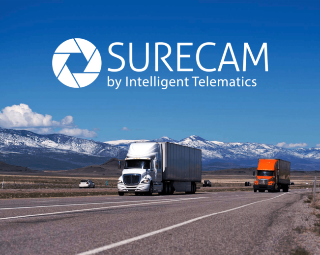 Surecam website development