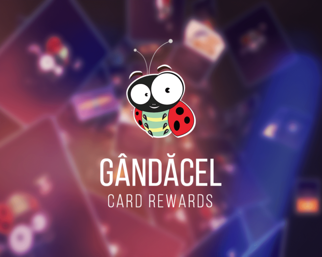 gandacel card rewards is a custom gamification software