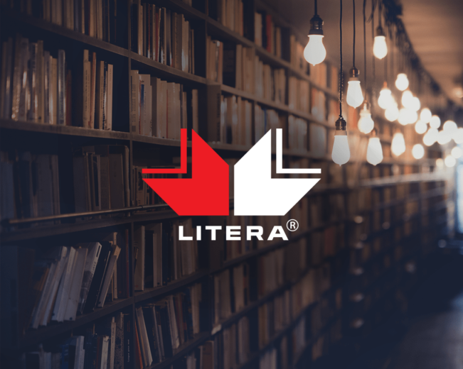 Litera Redesign and Website Development
