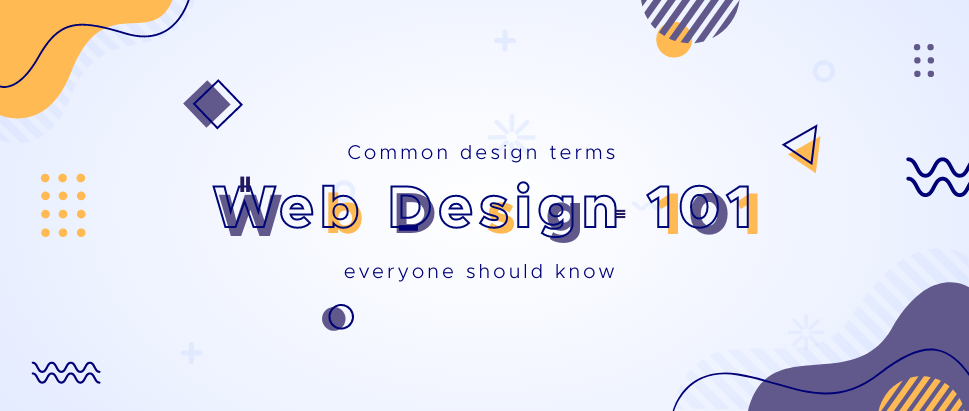 Common design terms clients should know
